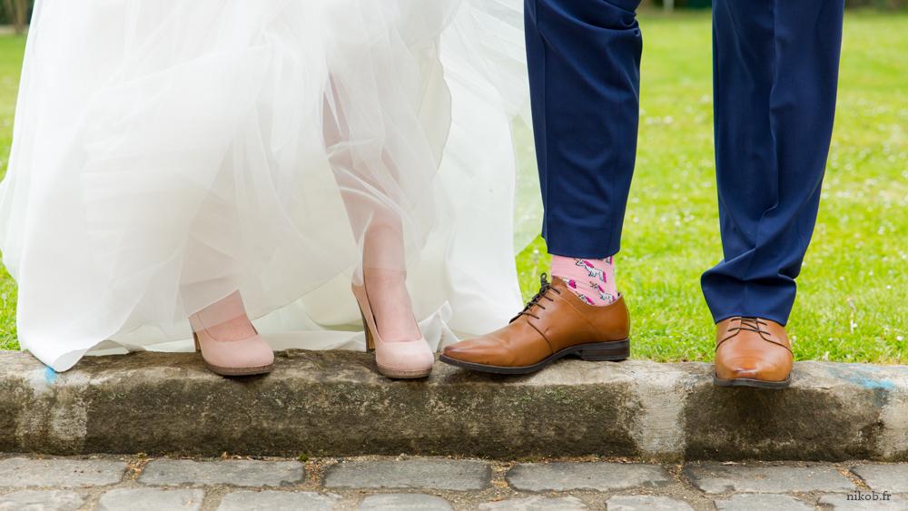 photo originale mariage